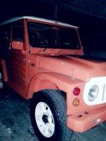 Suzuki: Dijual Jeep jimny th 1997