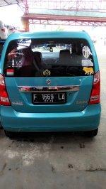 Suzuki: jual mobil karimun wagon R type GX 2014