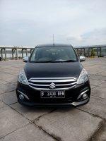 Suzuki ertiga Gx facelift matic 2015 hitam km 20 rban 08161129584