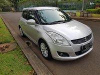 Mobil Suzuki Swift GX tahun 2013 manual silver