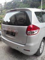 Jual mobil Suzuki Ertiga Manual 2012