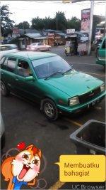 Jual Suzuki forsa glv tahun 86