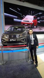 Suzuki: ALL NEW ERTIGA MPV CAR 1500 CC