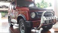 Jual 1997 Suzuki Katana 1.0 Jeep. Kondisi istimewa. Tangan pertama, KM 52rb