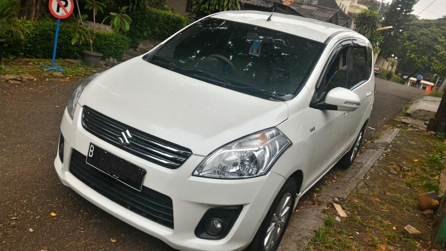 Suzuki Ertiga GX Manual 2014 Putih Metalik Bgs Mls Ori an ...