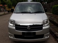 Jual Suzuki Apv GL Arena 1.5cc Th' 2014 Manual km 8 rb Asli