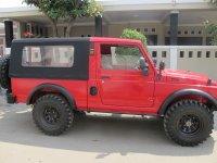 Jual Suzuki Jimny Long Pickup Special thn 1986 SJ86