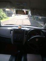 Jual Mobil Suzuki Karimun GL Manual FLat F 2014 Hitam KM 65RB Bogor