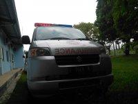 Jual Suzuki: APV 2013 GE Power Stereeng Ambulance