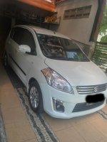 Jual Suzuki Ertiga GX Automatolic putih 2013 mulus