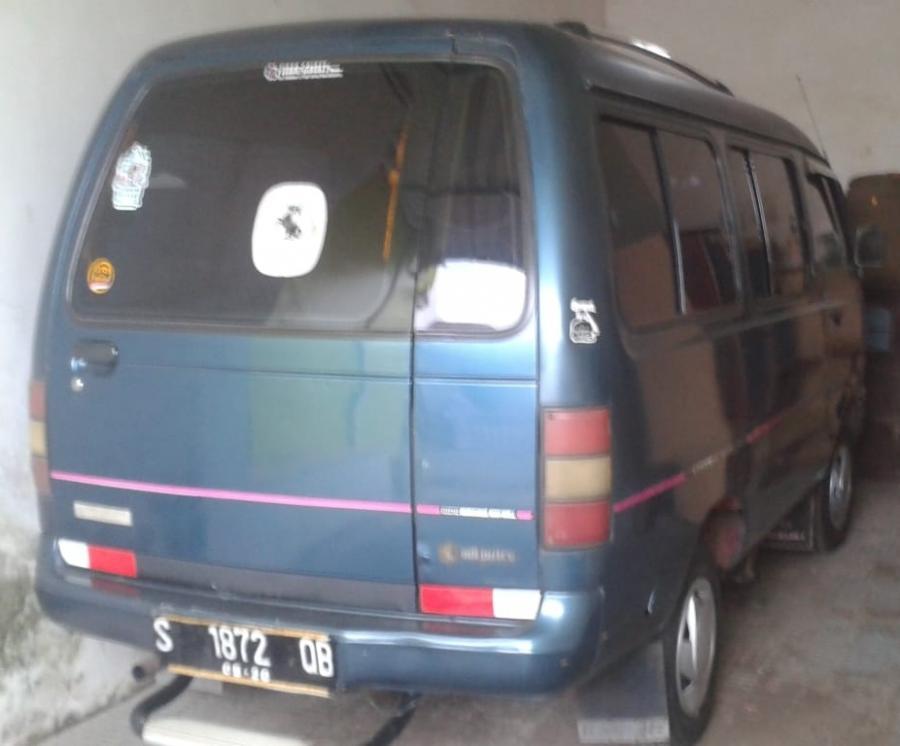 Carry Jual Mobil Bekas Suzuki Carreta Tahun 1995 Mobilbekas Com