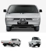 Jual Carry Pick Up: Dp. 9jutaan Suzuki Jabodetabek carry pickup