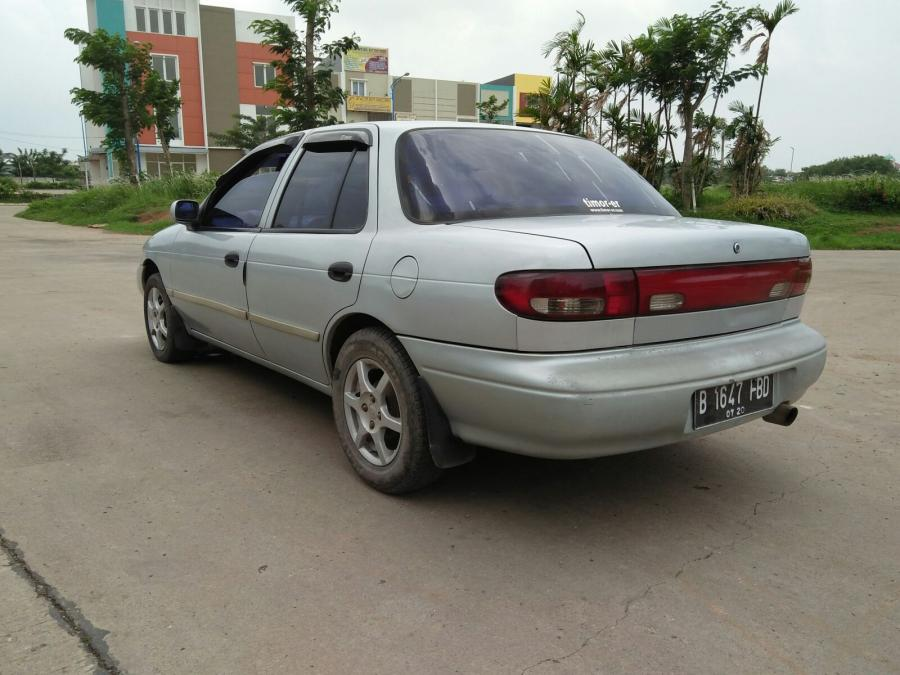 Dohc  Mobil Timor 98 Istimewa