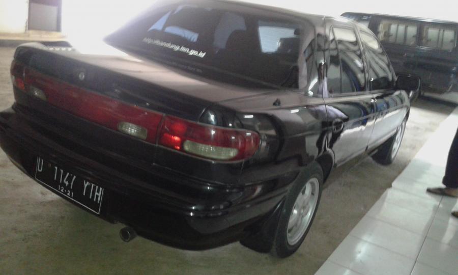 Unduh Gambar Mobil Sedan Timor 1997