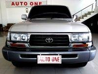Land Cruiser: Toyota Lancruiser VX turbo manual