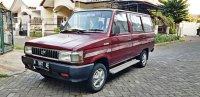 Jual Toyota: Kijang Super Panjang Long Original Merah 96