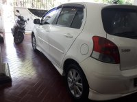 Toyota Yaris S Limited White 2009 (IMG-20180729-WA0002.jpg)
