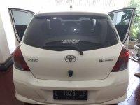 Toyota Yaris S Limited White 2009 (IMG-20180729-WA0008.jpg)