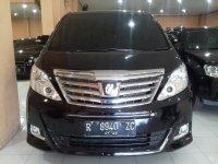 Jual Toyota: New Alphard 2.4 Tahun 2012