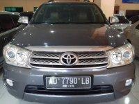 Toyota: Fortuner 2.5 G Diesel Tahun 2011 (depan.jpg)