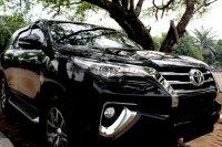Jual Toyota: Fortuner VRZ Hitam Matic 2017