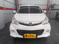 Jual Toyota All new Avanza 1.5 Veloz AT 2012 Putih