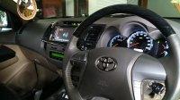 Jual Toyota fortuner TRD VNT