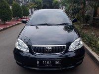 Jual Toyota Altis G 1.8cc MT 2006 hitam