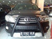 Jual Toyota: Fortuner 2.5 G Diesel AT Tahun 2011
