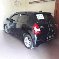 Jual Toyota Etios Valco tipe G, MT, Hitam, 2015