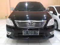 Jual Toyota: Kijang Grand Innova G AT Tahun 2012