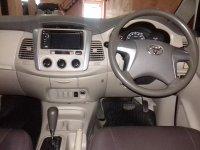 Toyota: Kijang Grand Innova G AT Tahun 2012 (in depan.jpg)