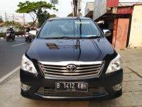 Jual Innova: Toyota Inova E Mt 2012 Tangan pertama dr baru Km 42.333