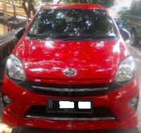 Toyota: [Dijual] Mobil Agya TRD S Tahun 2016