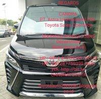 Jual Toyota: Ready all new voxy terbatas..buktikan....