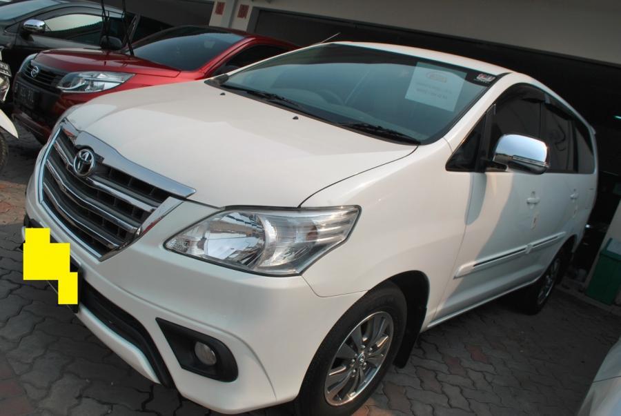 Toyota Kijang Innova 2.5 G AT Diesel 2015 - MobilBekas.com