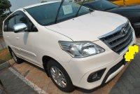 Jual Toyota Kijang Innova 2.0 G MT Bensin 2014