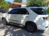 Toyota: Dijual murah mobil fortuner TRD/VNT tahun 2015 manual