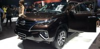 Jual All new Toyota Fortuner Vrz solar Nik.2017