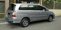 Dijual Toyota Innova G matic Bensin Tahun 2015