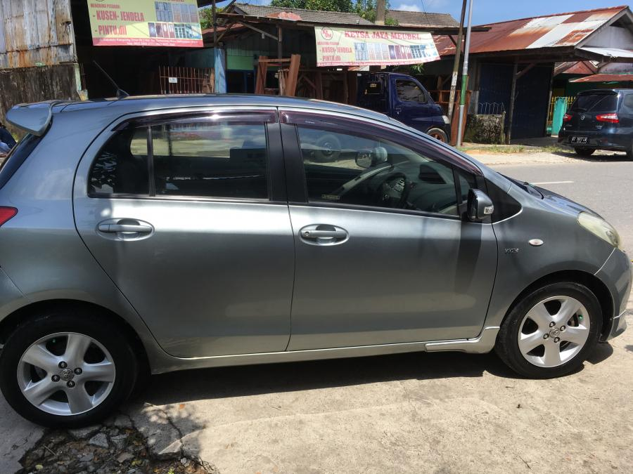 Dijual Toyota Yaris E M/T 2008 Excellent Condition ...