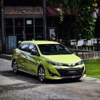 Jual Toyota: All New Yaris S TRD CVT