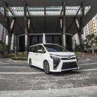 Jual Toyota: New Voxy 2.0 A/T 2018 + GRATIS 1 TAHUN ASURANSI JIWA
