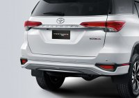 PROMO GRATIS Anti Karat Toyota Fortuner 4 x 2, 2.4 VRZ TRD Luxury 2018 (Fortuner New TRD rear bumper design.jpg)