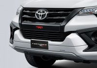 PROMO GRATIS Anti Karat Toyota Fortuner 4 x 2, 2.4 VRZ TRD Luxury 2018 (Fortuner New TRD grill and Front Bumper Design.jpg)