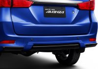 Promo Toyota Grand New Avanza G A/T 2018 murah banget (Grand New Avanza Rear Bumper Guard Design.jpg)
