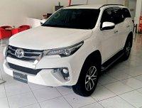 Jual Promo Toyota Fortuner vrz 2.4 A/T 2018 murah meriah