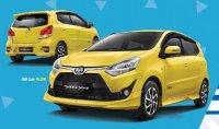 Jual Promo Toyota Agya G A/T TRD 2018 murah meriah