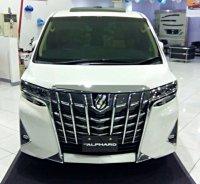Jual Alphard: Promo Toyota Alpahrd G A/T 2018 murah meriah