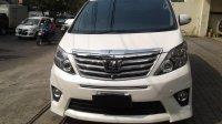 Toyota: Alphard S  2.4  A/T   Tahun 2012 (20180815_085648[1].jpg)